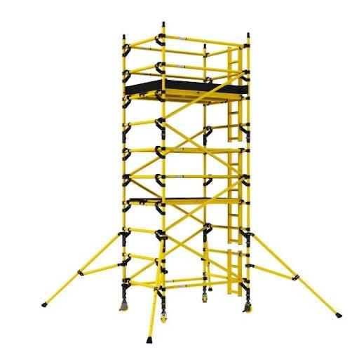 Fibreglass (GRP) Tower