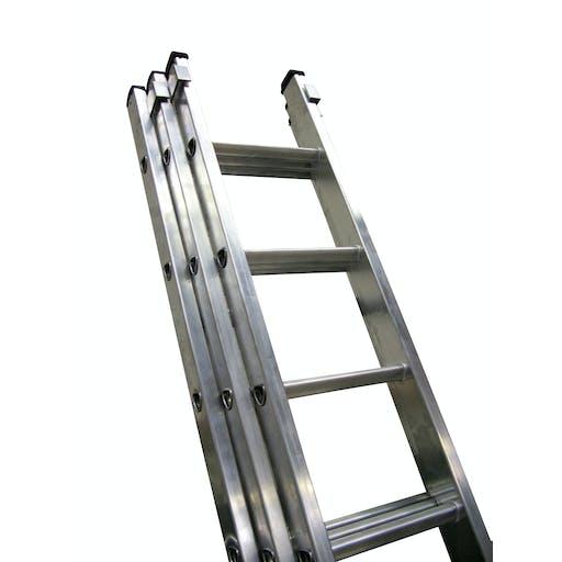 Extension Ladder - Aluminium