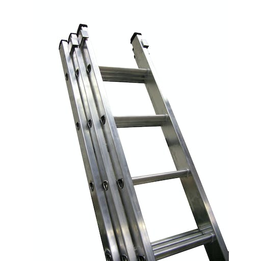 Extension Ladder - Aluminium