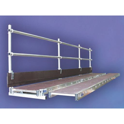 Staging Handrail Systems