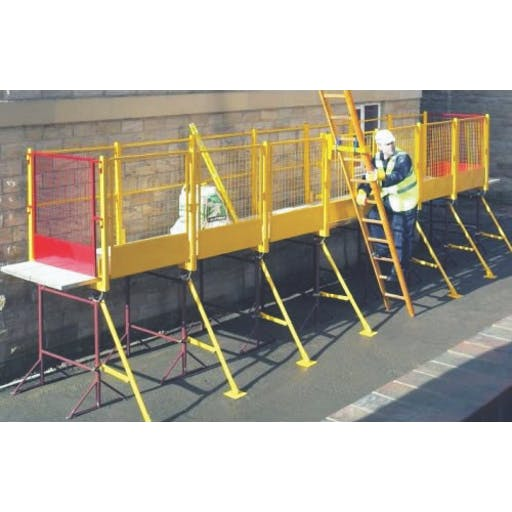 Board & Bandstand Guardrail Systems