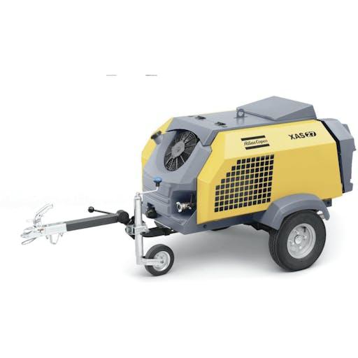 Single Tool Air Compressor