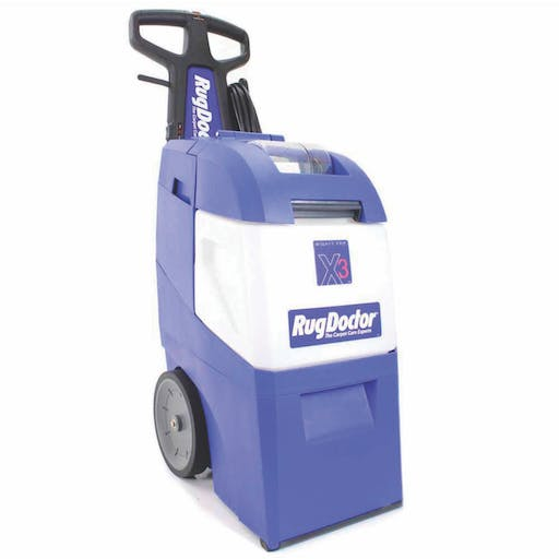 Professional Upright Carpet Cleaner