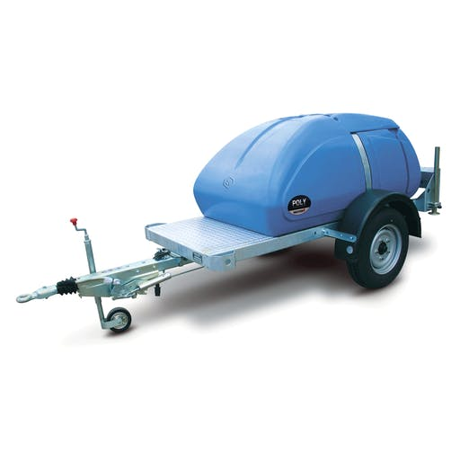 Road Tow Water Bowser