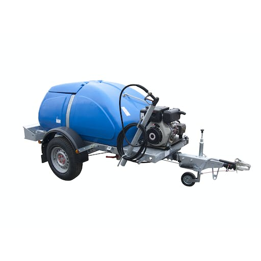 Large Bowser Mounted Pressure Washer - Diesel