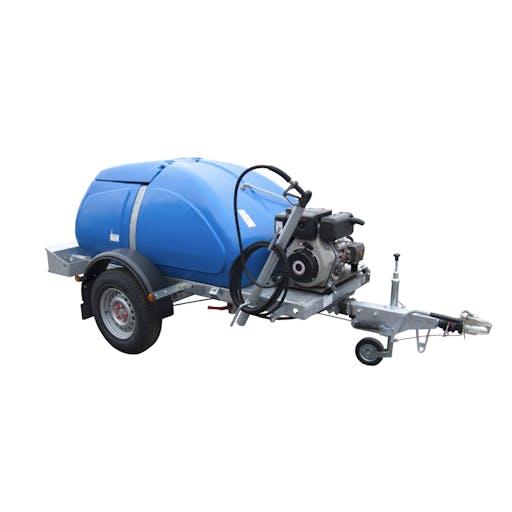 Large Bowser Mounted Pressure Washer - Diesel