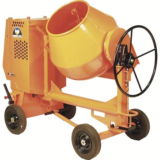 Wheeled Concrete Mixer