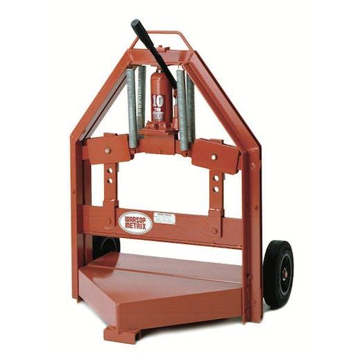 Hydraulic Block Splitter