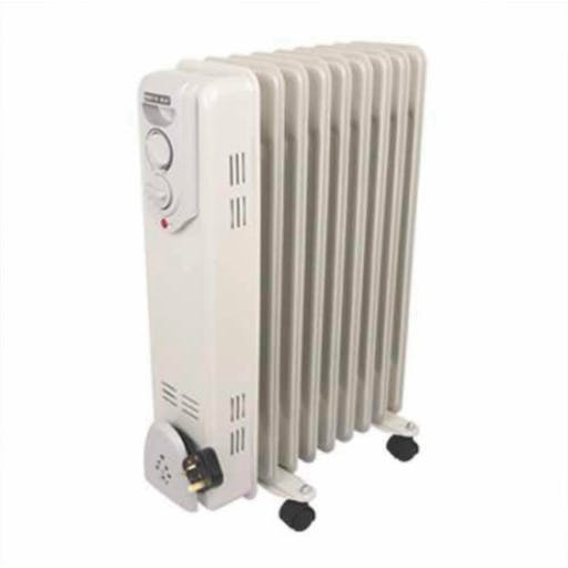 Radiator Heater - Oil-filled