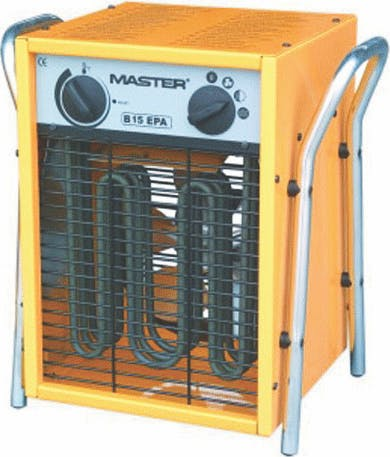 Industrial Fan Heater for Hire City Hire
