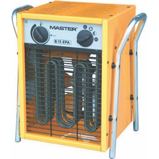 Industrial Fan Heater - 3-Phase