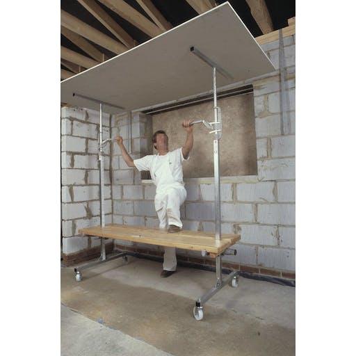 Plasterboard Installer - Straight