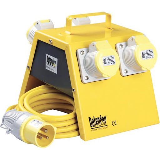 Electrical Junction / Splitter Box