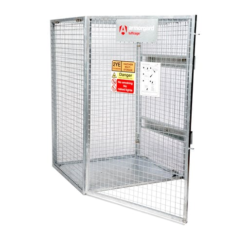 Gas Storage Cage