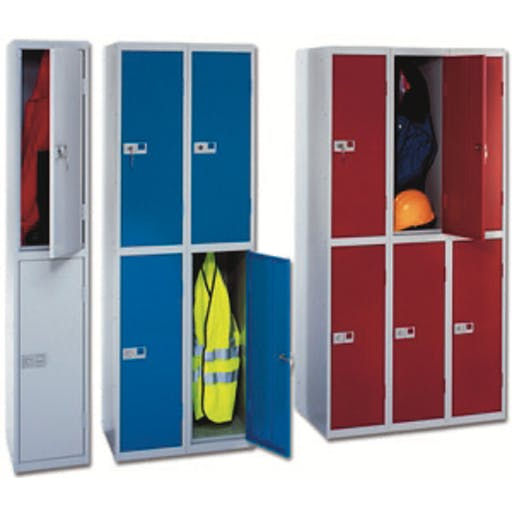 Personnel Locker