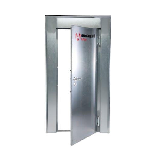 Temporary Security 'Tuff' Door