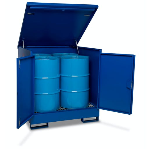 Fuel Drum Storage (Drumbank)