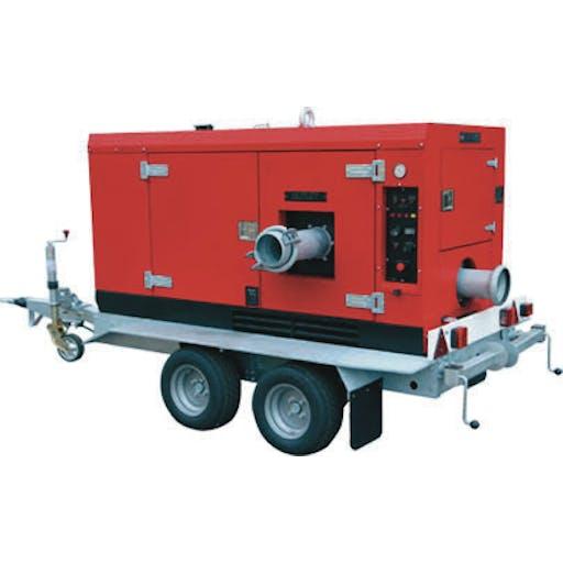 Towable Pump