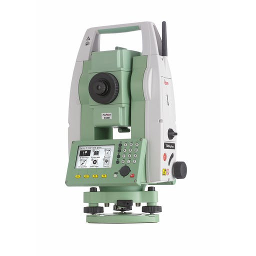 Total Station Level