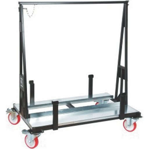 Heavy Duty Plasterboard Trolley - Loadall