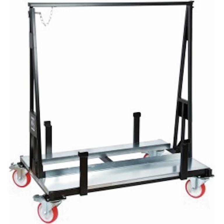 Heavy Duty Plasterboard Trolley - Loadall