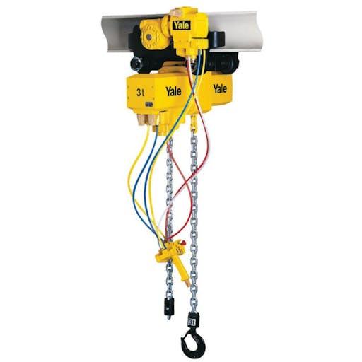 Air Powered Chain Block