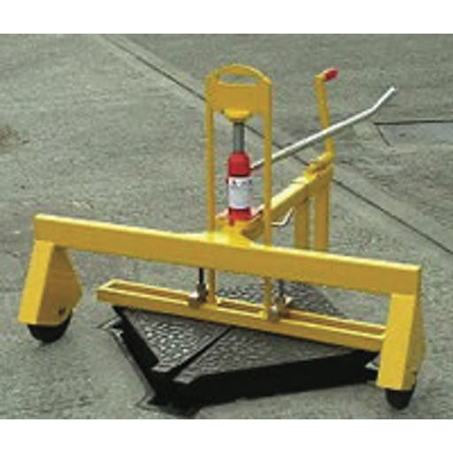 Manhole Cover Lifters