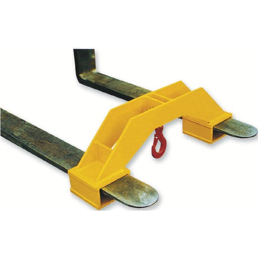 Forklift Hook Attachment