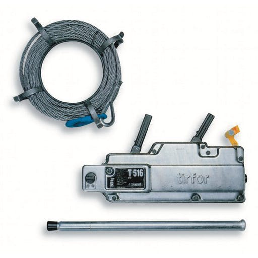 Rope Winch - manual Tirfor