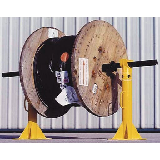 Cable Drum Jack