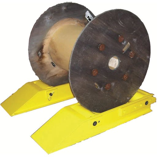 Cable Drum Rotator