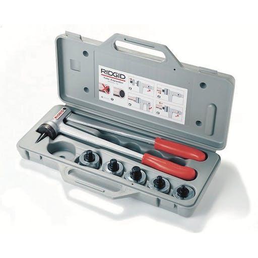 Pipe Expander Kit - Manual