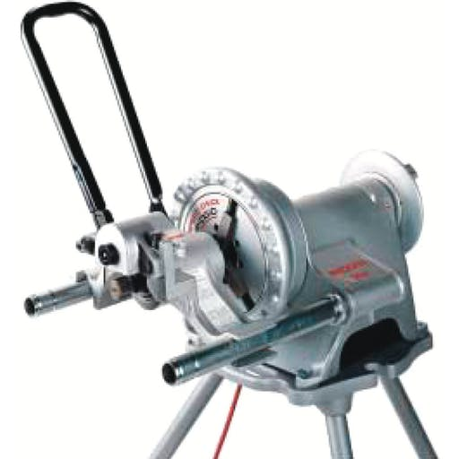 Portable Roll Groover