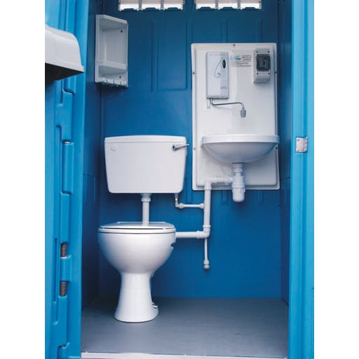 Single Mains Toilet