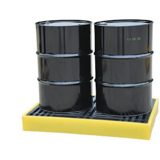 Drum Storage Tray - Bunded