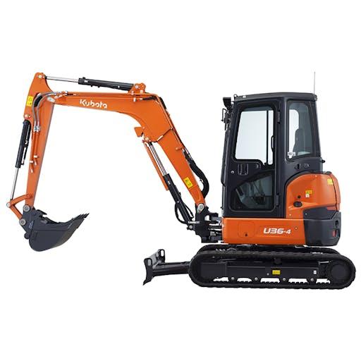 3 Ton Excavator