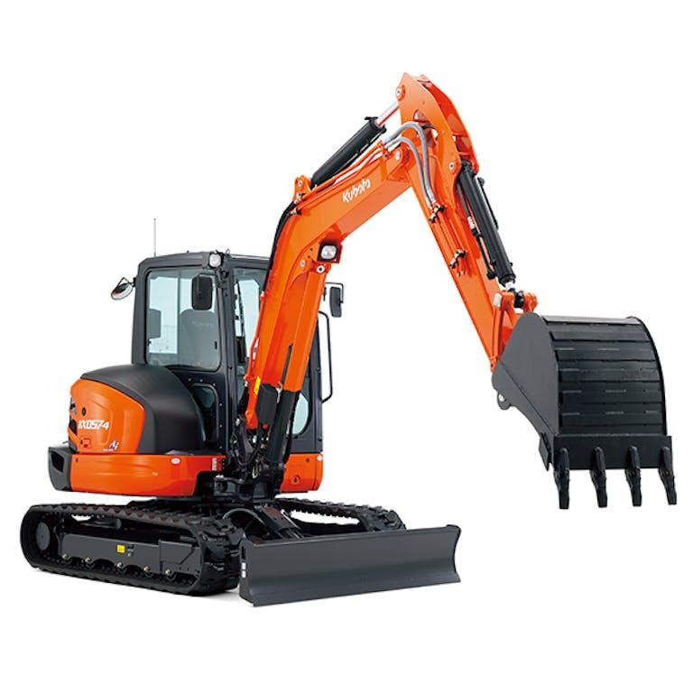 5 ton Excavator