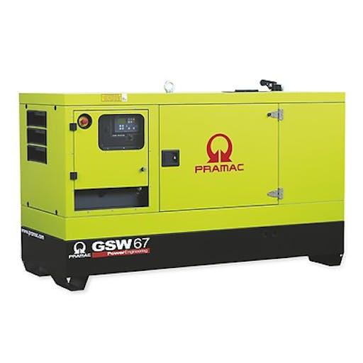 60kVA Generator