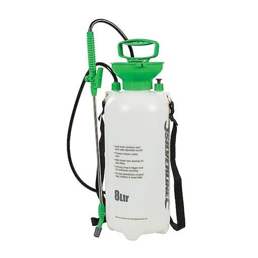 Sprayer - hand pressure pot (8 litre)
