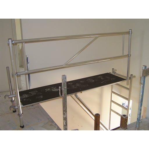 Stairsafe Platform on Kitewinder