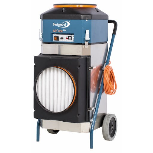 Air Cube 2000 Dust Extractor