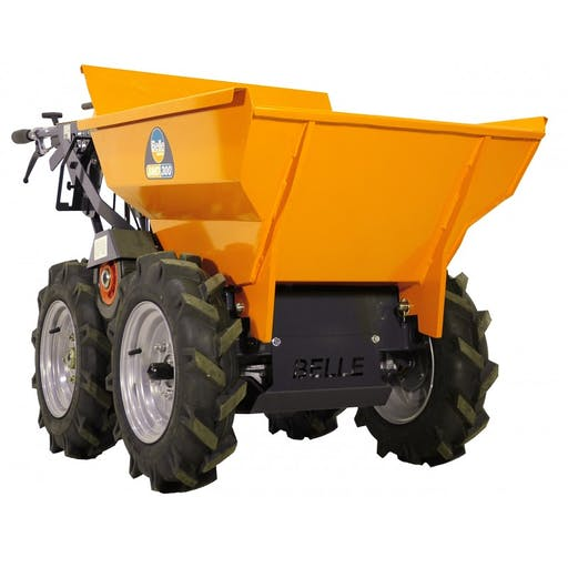 Power Barrow Mini Dumper