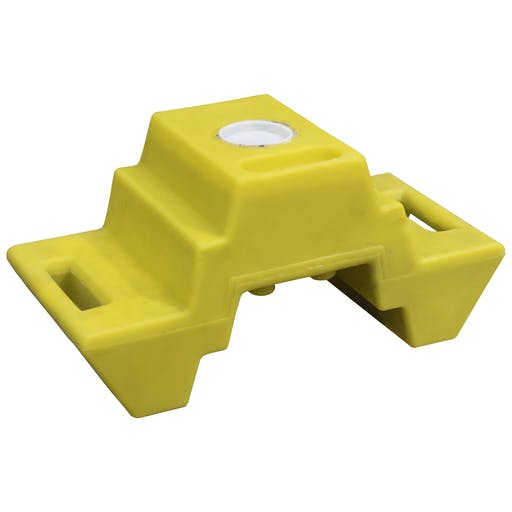 Brace Block Temporary Fencing Ballast Block