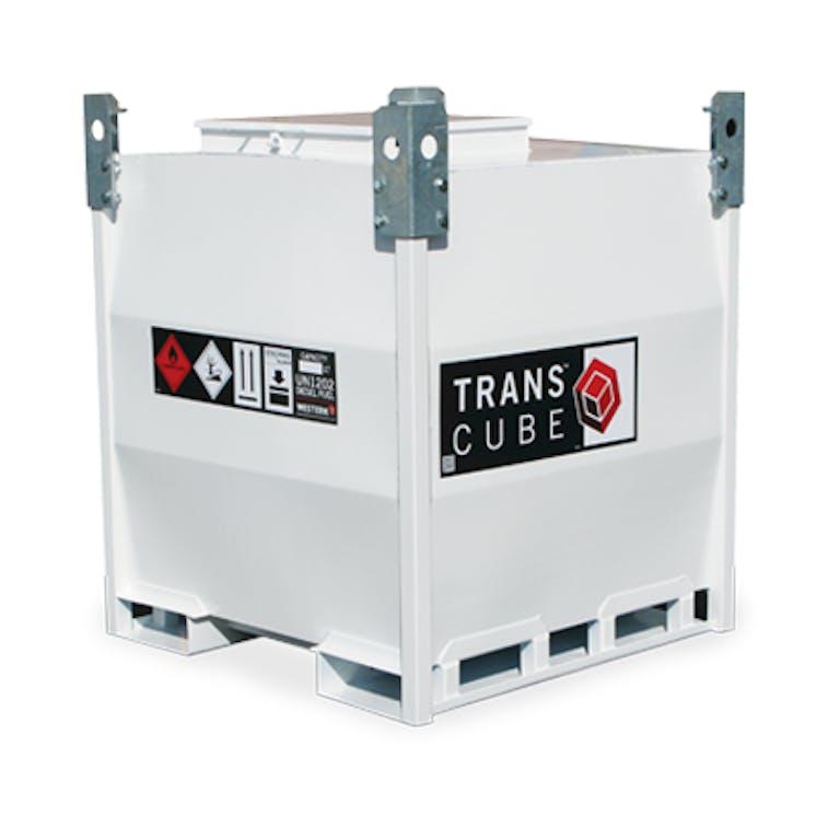 880 Litre Bunded Fuel Cube