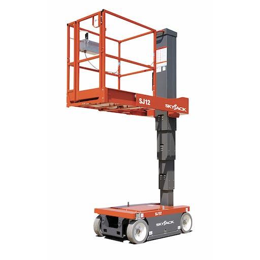 Skyjack SJ12 5.5m Vertical Mast