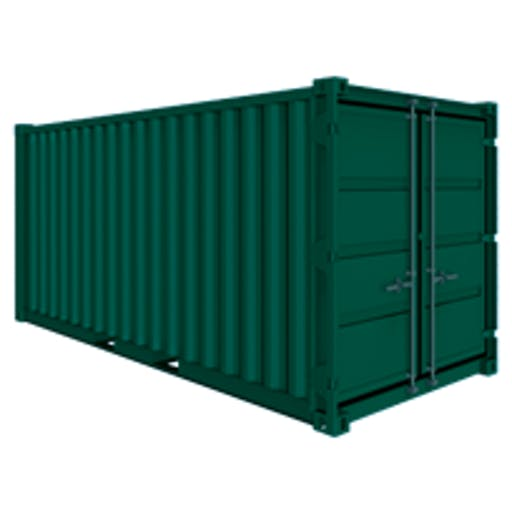 Steel Container Units