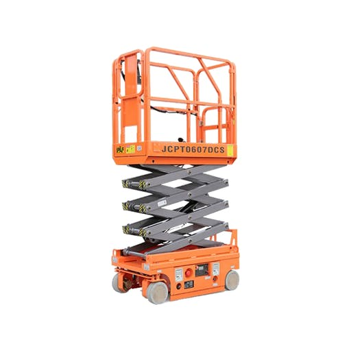 Dingli JCPT0607DCS Electric Scissor Lift