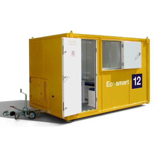 6-8 man Welfare Unit (12ft)