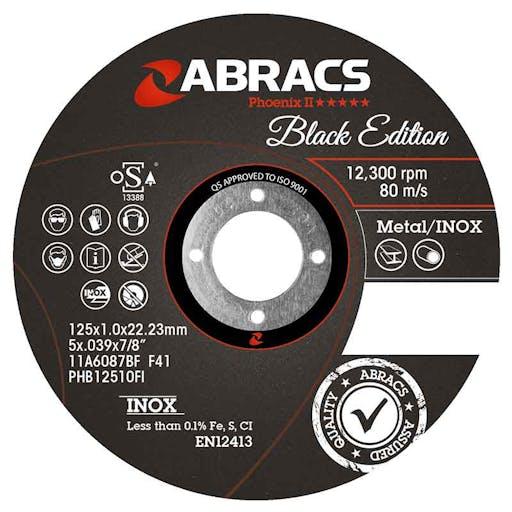 Abrasive Metal Cutting Disc (Super Thin)