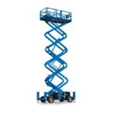 Genie GS 5390RT Diesel Scissor Lift